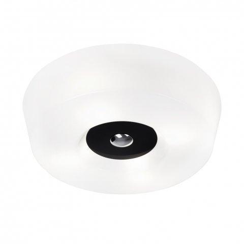 Innolux Kattovalaisin Yki plafondi 500mm (musta)