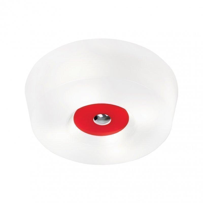 Innolux Kattovalaisin Yki plafondi 500mm (punainen)