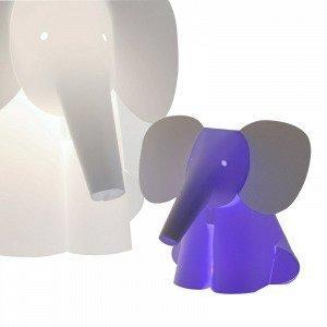 Intermezzo Mini Zoolight Elefantti Pöytävalaisin