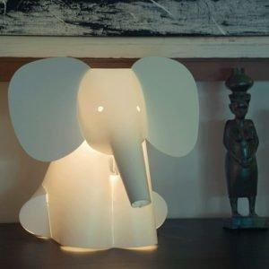 Intermezzo Zoolight Elefantti Pöytävalaisin