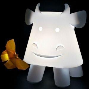 Intermezzo Zoolight Lehmä Pöytävalaisin