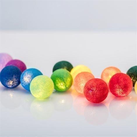 Irislights Rainbow 35 Palloa