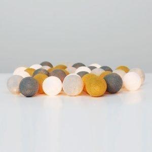 Irislights Valoketju 35 Lamppua Gotland