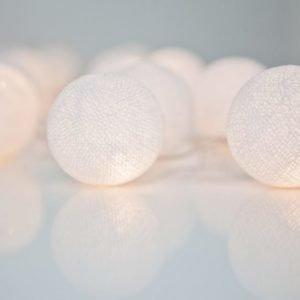 Irislights Valosarja Pure White