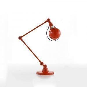 Jieldé Signal Si333 Pöytävalaisin Punainen 60 Cm