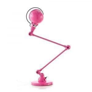 Jieldé Signal Si333 Pöytävalaisin Vaaleanpunainen 60 Cm