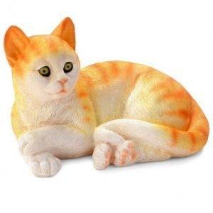 Joka Aurinkokennovalaisin Kissa Punainen / Valkoinen