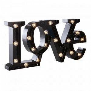 Jotex Love Valaisin Musta