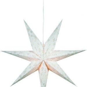 Joulutähti Aratorp 100 cm paperi luonnonvalkoinen