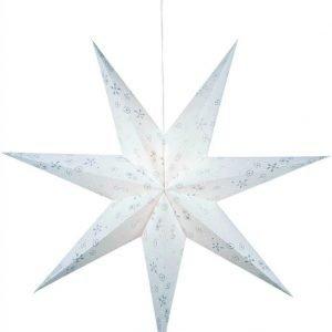Joulutähti Aratorp 125 cm paperi luonnonvalkoinen