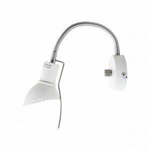 Just Light Ingo 1 Seinävalaisin Valkoinen