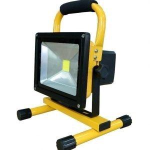 Kannettava Ladattava LED Valonheitin 20W