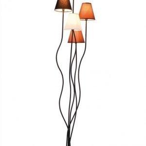 Kare Design Jalkalamppu Mokka