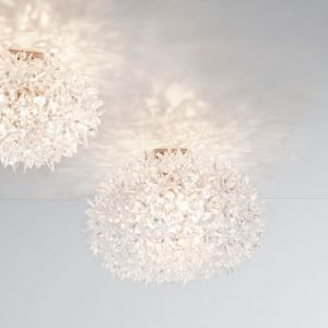Kartell Bloom Lamppu Iv Kristalli