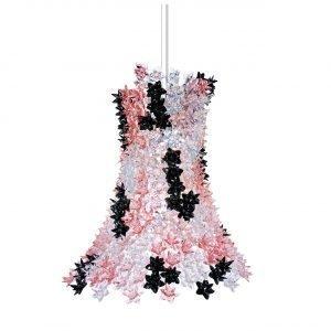 Kartell Bloom Riippuvalaisin Pink / Musta