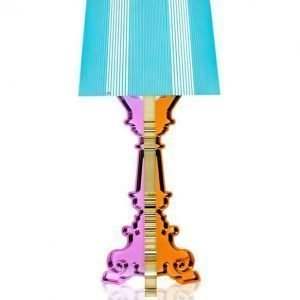 Kartell Bourgie Pöytävalaisin Multicolored Light Blue