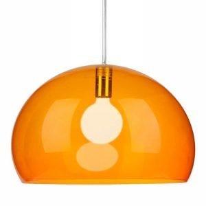 Kartell Fl/Y Kattovalaisin Oranssi