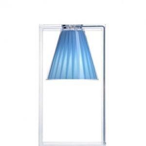 Kartell Light Air Pöytävalaisin Sininen