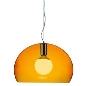 Kartell Small Fl/Y Riippuvalaisin Orange