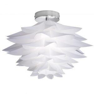 Kattovalaisin Bromelie Ø 550x330 mm valkoinen