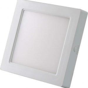 Kattovalaisin FocusLight Cubo LED 12W 230V 960lm 3300K IP20 kanttinen