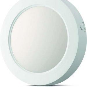 Kattovalaisin FocusLight Cubo LED 12W 230V 960lm 3300K IP20 pyöreä