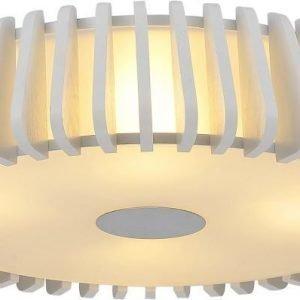 Kattovalaisin FocusLight Forum 4x60W 230V IP20 Ø 540mm valkoinen