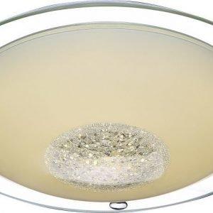Kattovalaisin FocusLight Pinja LED 12W 230V 4000K 950lm IP20 Ø 315mm kromi
