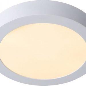 Kattovalaisin FocusLight Slim LED 20W 230V 3000K 1350lm IP20 Ø 240mm valkoinen