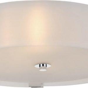 Kattovalaisin FocusLight Sol 5x60W 230V IP20 Ø 500mm valkoinen