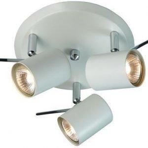 Kattovalaisin Hyssna LED Ø 250x145 mm valkoinen IP21