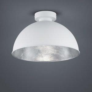 Kattovalaisin Jimmy Ø 310x187 mm valkoinen/hopea