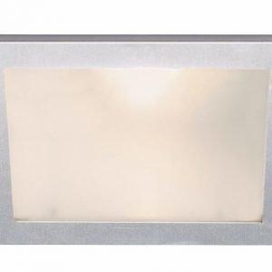 Kattovalaisin Laron 230x230 mm alumiini/huurrelasi IP23