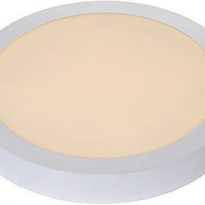 Kattovalaisin Lucide Brice-LED 30W 230V 3000K 1797lm IP40 Ø 300mm valkoinen
