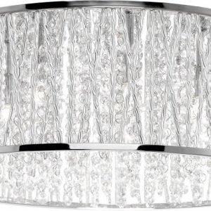 Kattovalaisin Paul Neuhaus Lefes 7x2W LED 230V 3000K 180lm IP20 Ø 480mm kromi