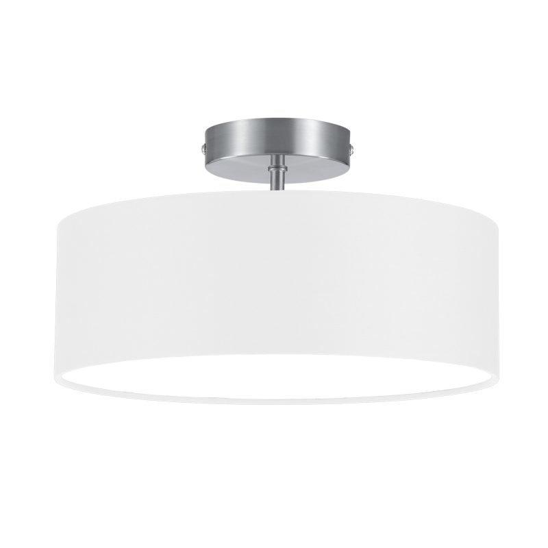 Kattovalaisin Round Ø 300x160 mm valkoinen
