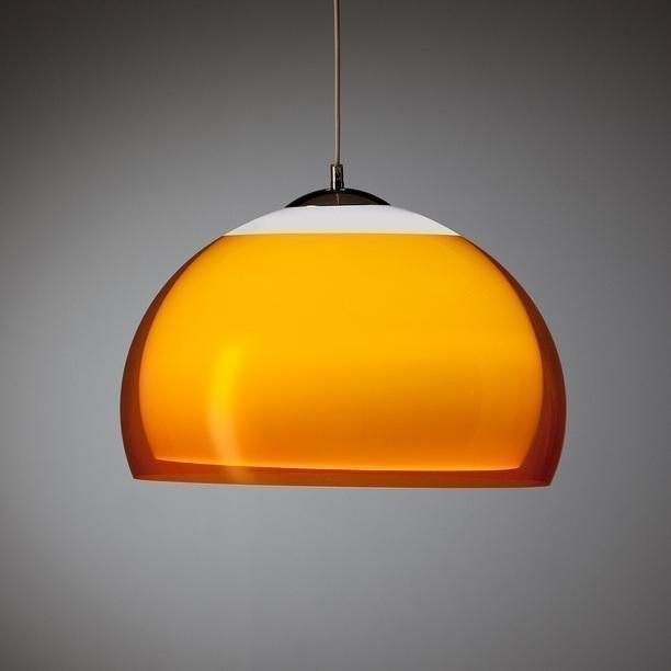 Kera Interior Dipol riippuvalaisin (oranssi)(johto 1