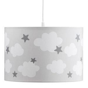 Kids Concept Star Cloud Kattolamppu Harmaa