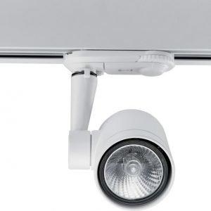 Kiskovalaisin Beacon Hi-Spot 50W ES50 Ø 58x113 mm valkoinen 1-vaihekiskoon