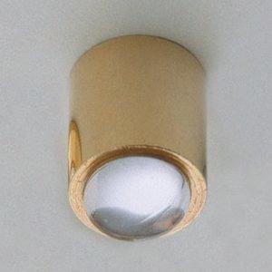 Kiuaslinssi CR-09 pieni Ø 13 mm M5 kulta