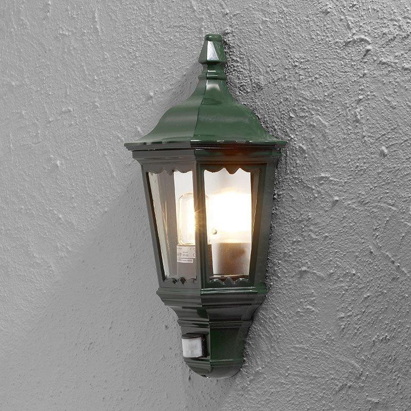 Konstsmide Firenze 7230 Seinävalaisin Vihreä
