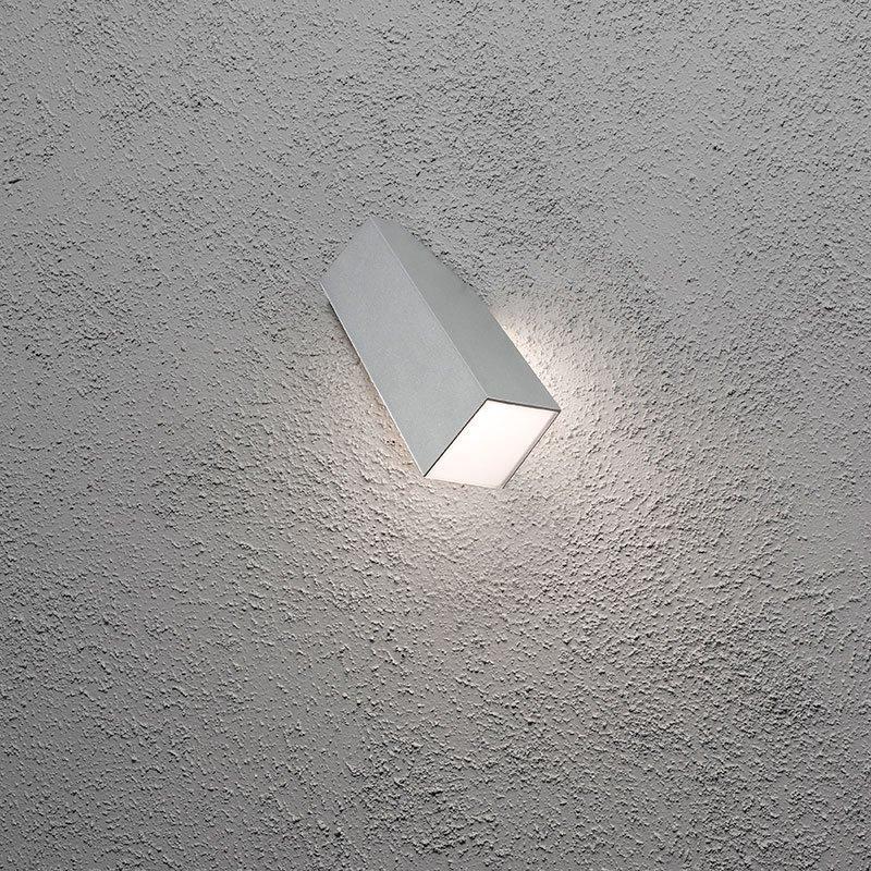 Konstsmide Imola 7933 Seinävalaisin Alumiini