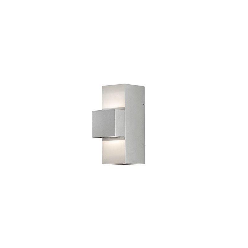 Konstsmide Imola 7934 Kostsmide Seinävalaisin Alumiini