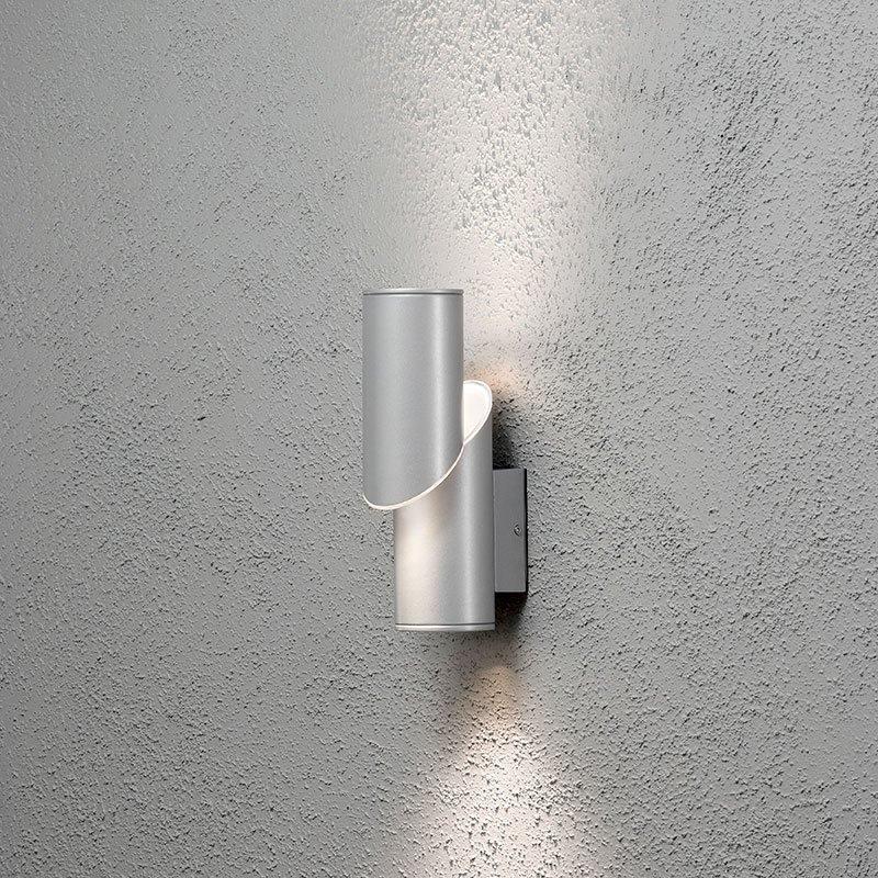 Konstsmide Imola 7935 Seinävalaisin Alumiini