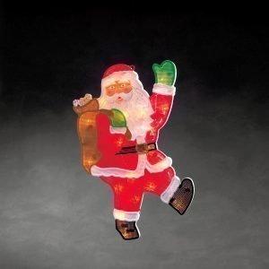 Konstsmide Joulupukki Ikkunasiluetti