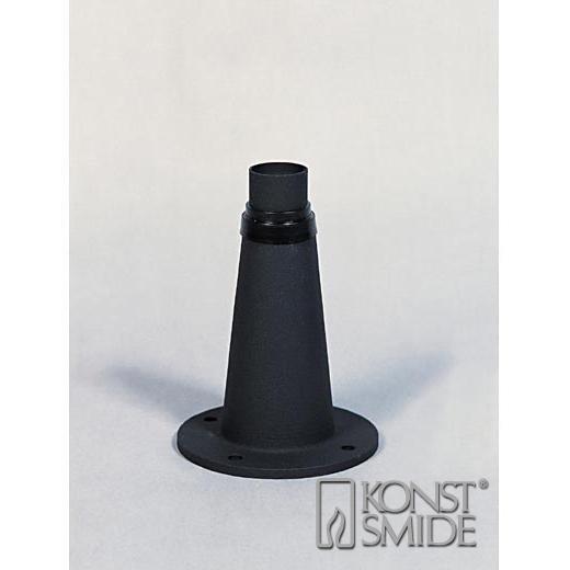 Konstsmide Junior pylväsperusta (musta) 574-750