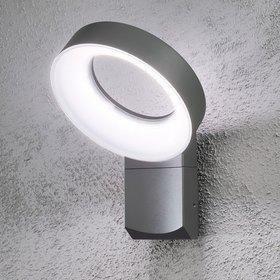 Konstsmide LED-seinävalaisin Asti 7273-370 260x235x355 mm antrasiitti