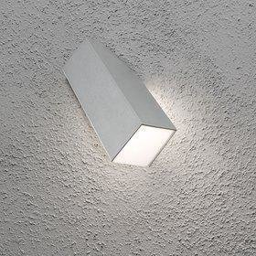 Konstsmide LED-seinävalaisin Imola 7933-310 80x80x200 mm alumiini