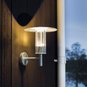 Konstsmide LED-seinävalaisin Mode 700-320 280x310x310 mm sinkitty teräs