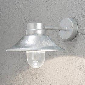 Konstsmide LED-seinävalaisin Vega 412-320 290x360x265 mm sinkitty teräs